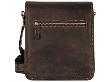 Retro-Tasche Style No.30 (Hunter, Dunkelbraun)