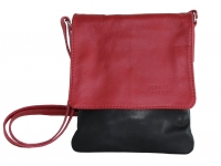 Kleine Handtasche mit Überschlag