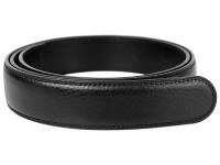 Ersatzgürtel (für Gürtel ohne Loch) in Schwarz