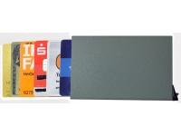 Karten-Ausleseschutzbox (RFID) aus Aluminum