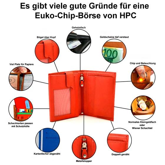 da6a11f5c9024 Rucksack Hamburg aus Büffel-Leder II Wahl von HPC !NEU!